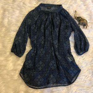 2 Pc. Faded Glory Blouse w/ Cami Sz. Small